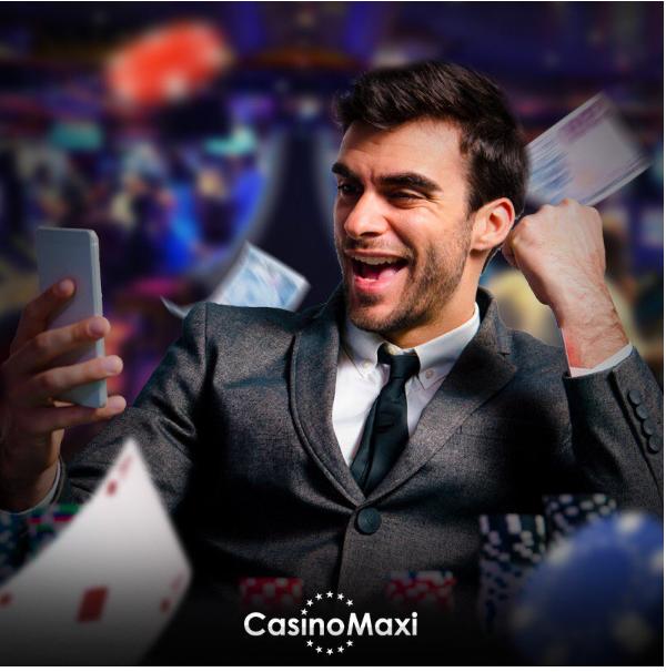 CasinoMaxi Hoşgeldin Bonusu