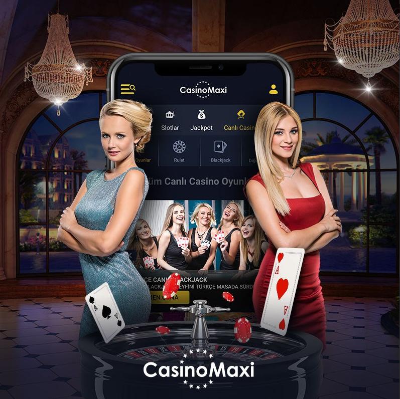 CasinoMaxi'den Ayda 25.000 TL Bonus